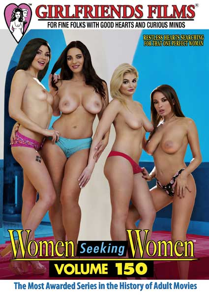 Women Seeking Women Volume 150 Box Cover