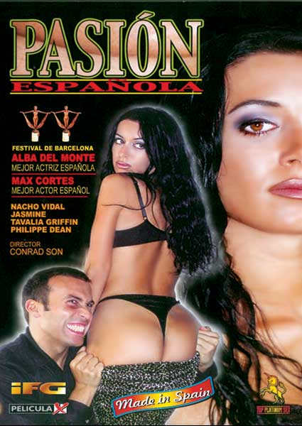 Pasion Espanola Box Cover