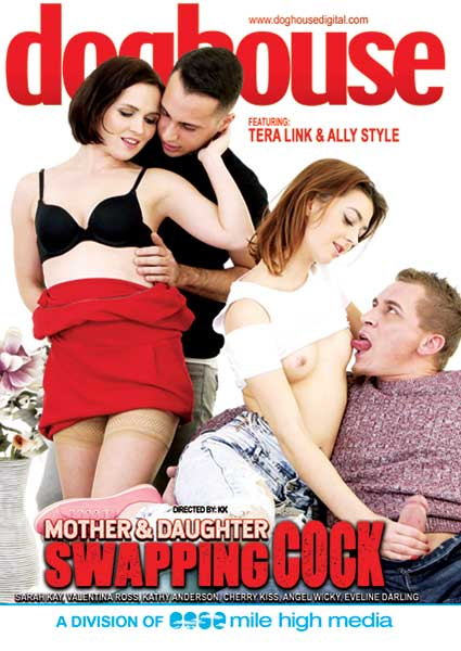 Mother & Daughter Swapping Cock Box Cover