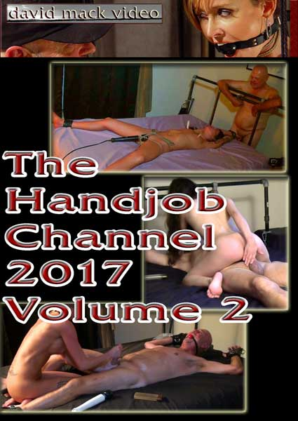 The Handjob Channel 2017 Volume 2 Box Cover