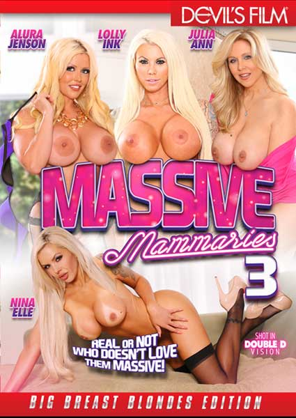 Massive Mammaries 3 Box Cover