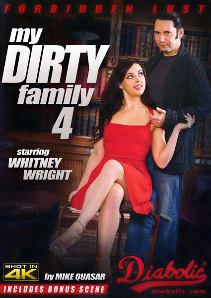 My Dirty Family 4 Box Cover