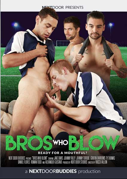 Bros Who Blow Box Cover