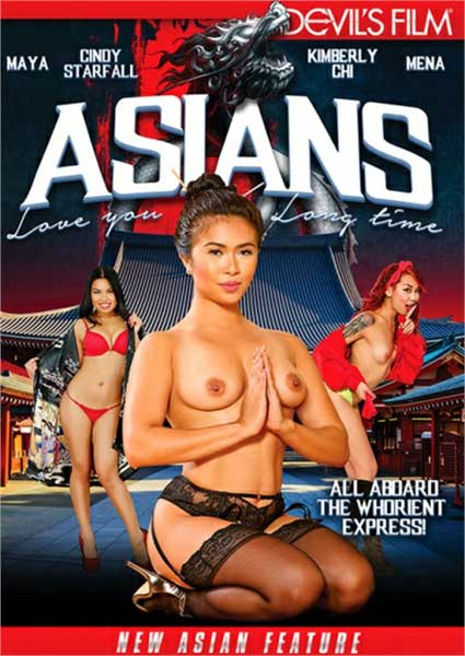 Asians Love You Long Time Box Cover