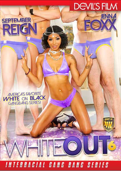 White Out 6 Box Cover