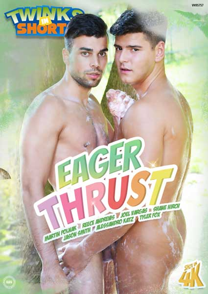 Eager Thrust Box Cover