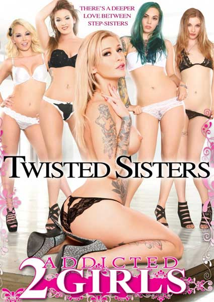 Twisted Sisters Box Cover