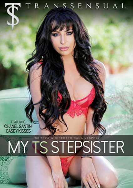 My TS Stepsister Box Cover