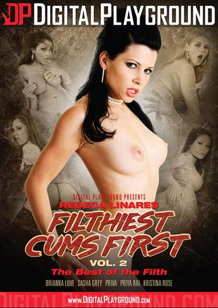 Filthiest Cums First 2 Box Cover