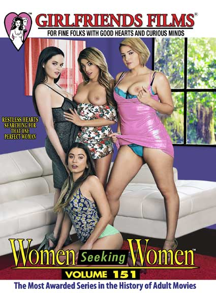Women Seeking Women Volume 151 Box Cover