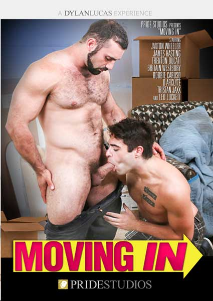Moving In Box Cover