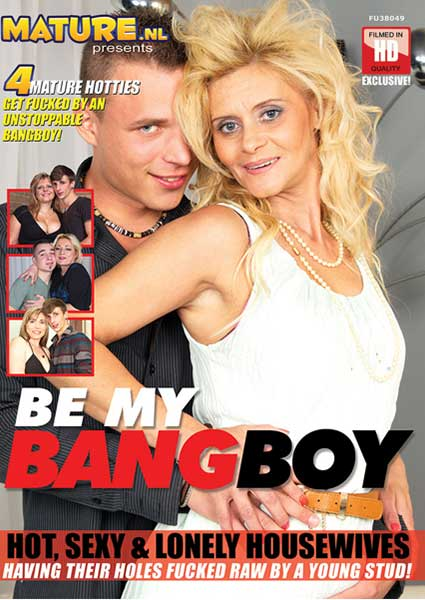 Be My Bangboy Box Cover