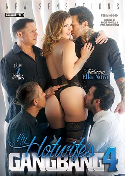 My Hotwife's Gangbang 4 Box Cover