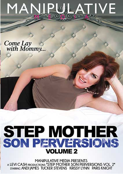 Step Mother Son Perversions Volume 2 Box Cover