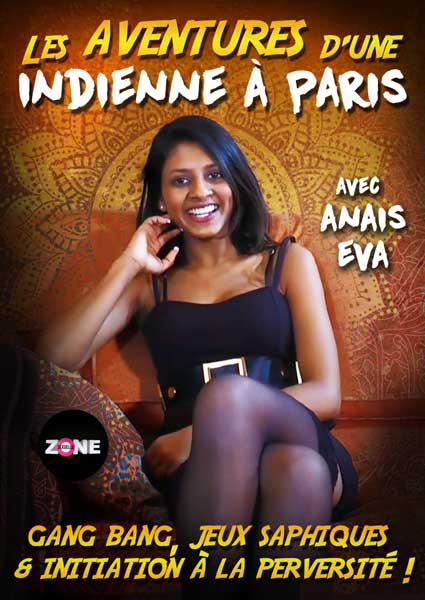 The Adventure Of An Indian Girl In Paris Box Cover