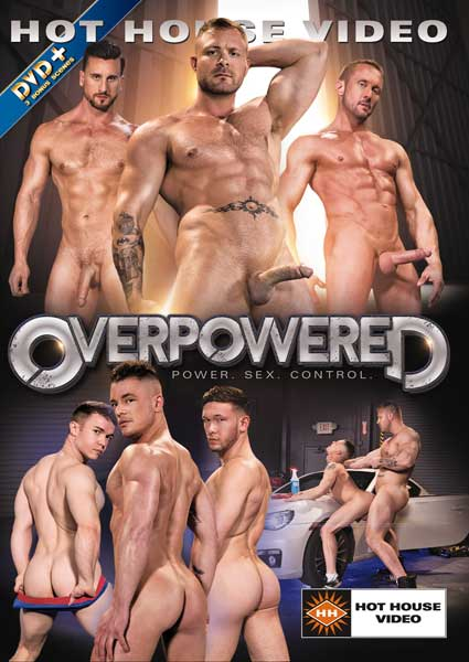 Overpowered Box Cover
