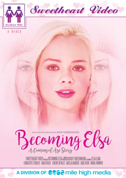 Becoming Elsa - A Coming of Age Story Box Cover