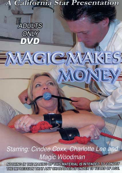 Magic Makes Money Box Cover