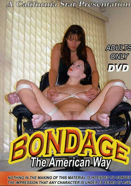 Bondage The American Way Box Cover