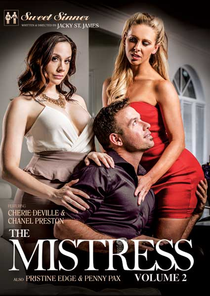 The Mistress Vol. 2 Box Cover