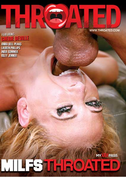 MILFs Throated Box Cover