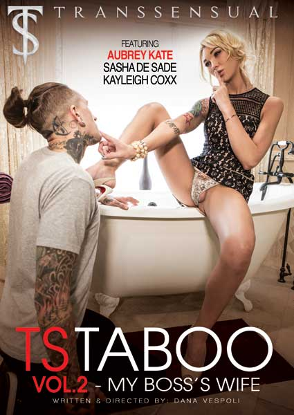 TS Taboo Vol. 2 - My Boss's Wife Box Cover