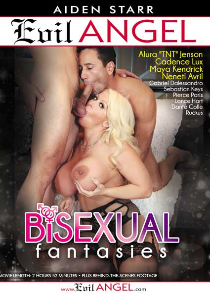 Bisexual Fantasies Box Cover