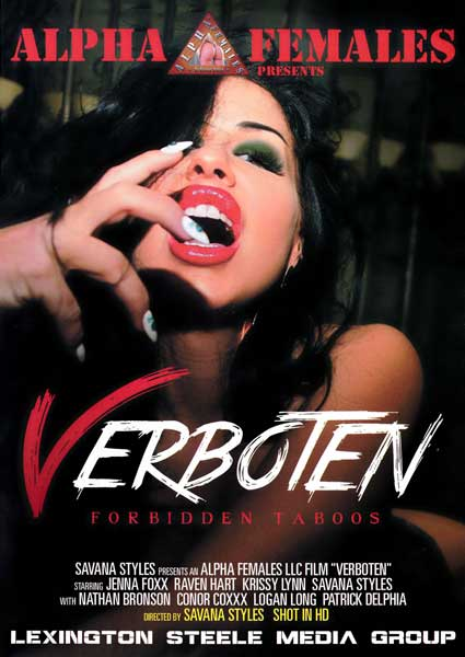 Verboten - Forbidden Taboos Box Cover