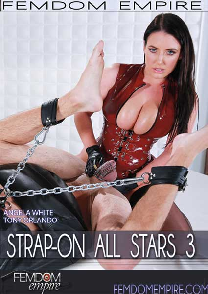 Strap-On All Stars 3 Box Cover