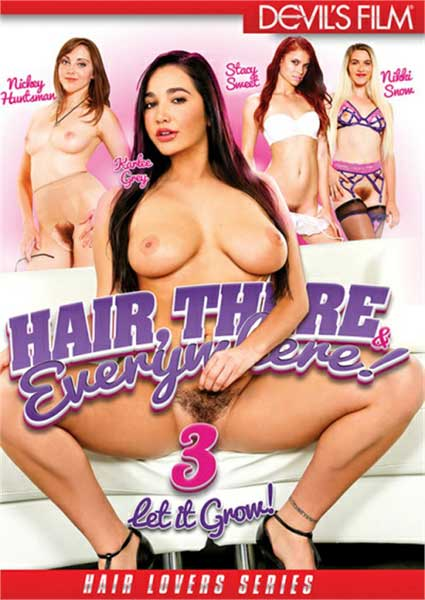 Hair There & Everywhere 3 Box Cover