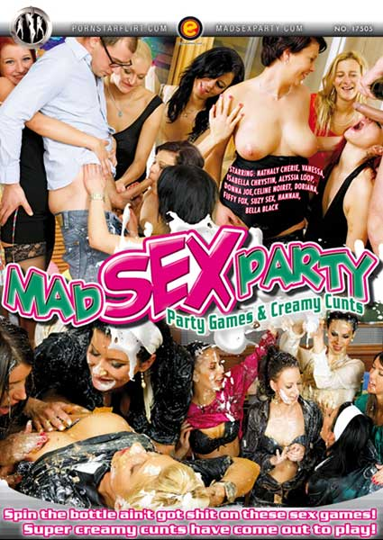Mad Sex Party - Party Games & Creamy Cunts Box Cover - Login to see Back
