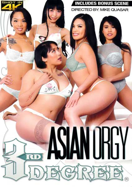 Asian Orgy Box Cover