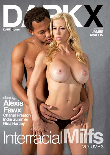 Interracial MILFs 3 Box Cover