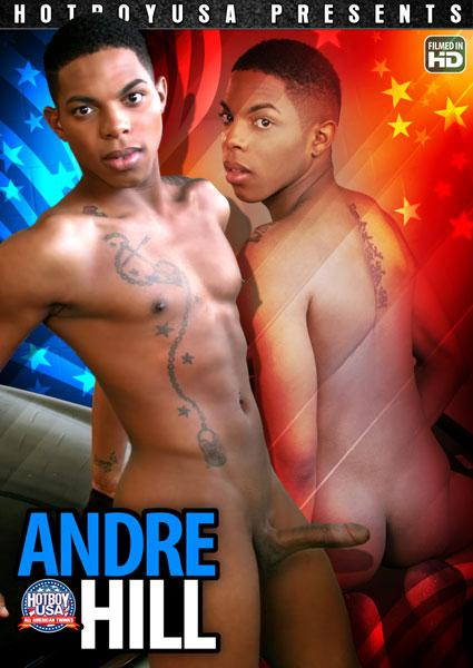 Andre Hill Box Cover
