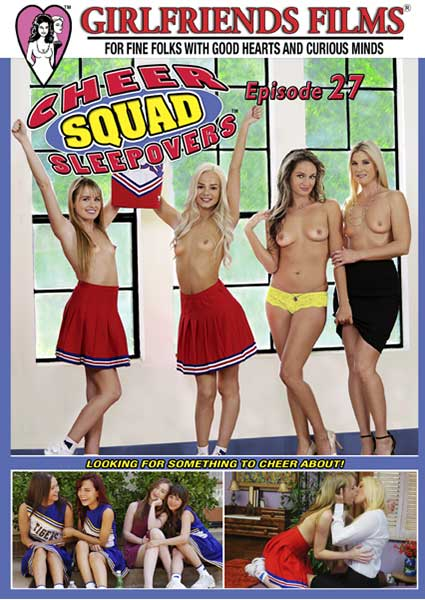 Cheer Squad Sleepovers Episode 27 Box Cover