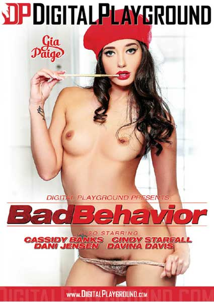 Bad Behavior Box Cover