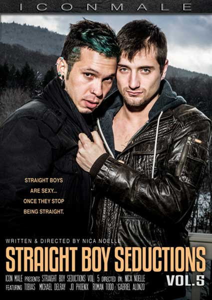 Straight Boy Seductions 5 Box Cover