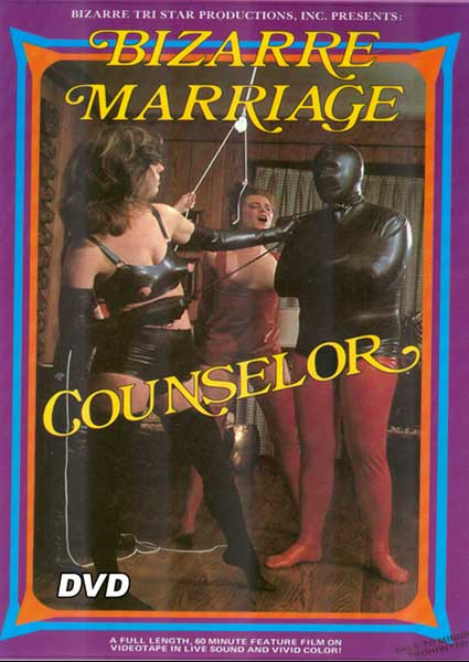 Bizarre Marriage Counselor Box Cover