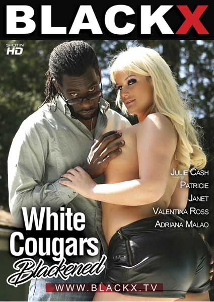 White Cougars Blackened Box Cover