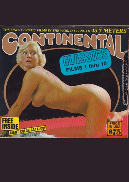 Continental Classics 7 - The Sex Shop Box Cover
