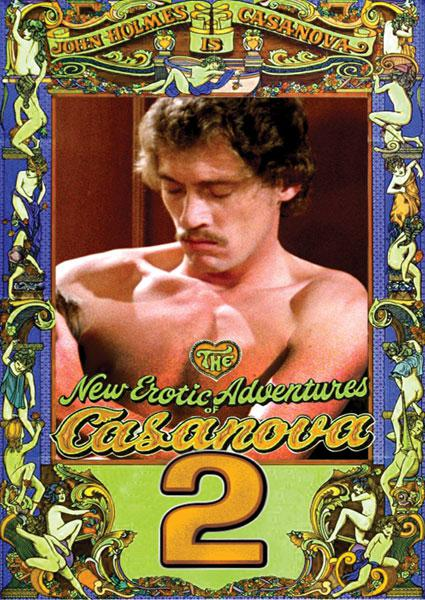 The New Erotic Adventures Of Casanova 2 Box Cover