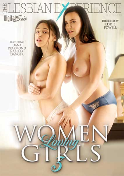 Women Loving Girls 3 Box Cover