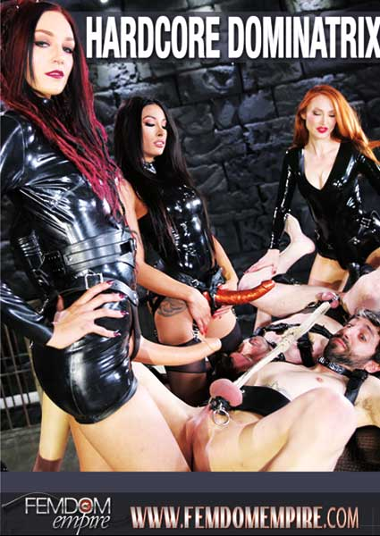 Hardcore Dominatrix Box Cover