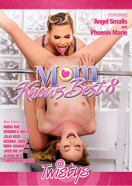 Mom Knows Best 8 Box Cover