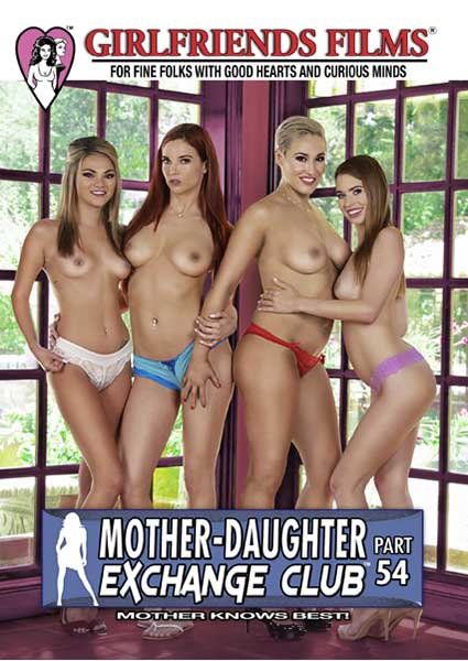 Mother-Daughter Exchange Club Part 54 Box Cover