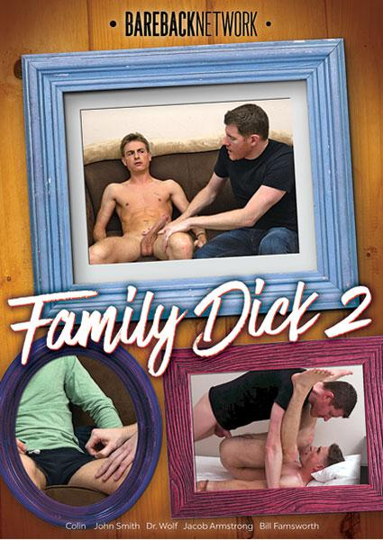 Family Dick 2 Box Cover