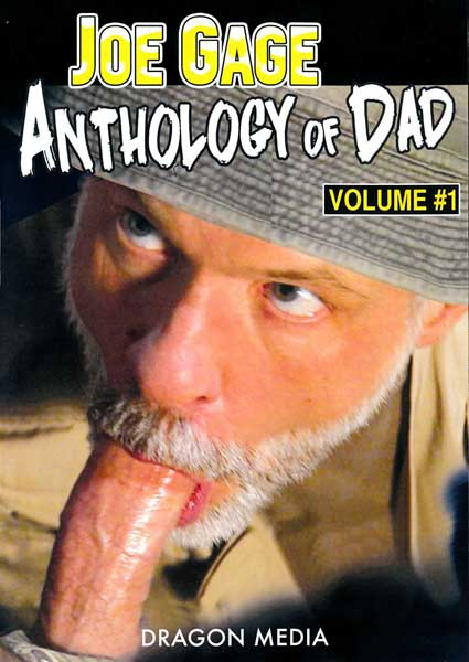 Joe Gage: Anthology of Dad Volume 1 Box Cover