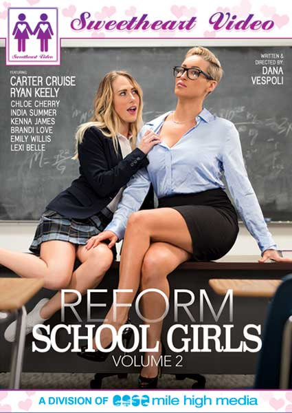 Reform School Girls 2 Box Cover