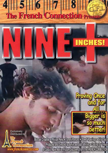 Nine + Inches Box Cover