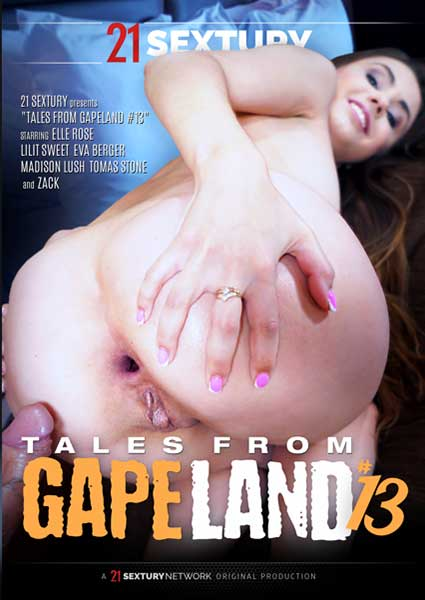Tales From Gapeland #13 Box Cover - Login to see Back
